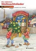 Die schönsten Weihnachtslieder (eBook, ePUB)