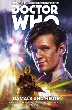 Doctor Who - Der Elfte Doctor, Band 4 - Damals und Heute (eBook, ePUB) - Ewing, Al; Williams, Rob