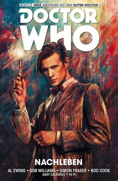 Doctor Who Staffel 11, Band 1 (eBook, ePUB) - Ewing, Al; Williams, Rob