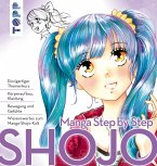 Manga Step by Step Shojo (eBook, ePUB)