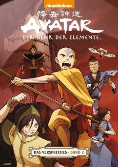 Das Versprechen 2 / Avatar - Der Herr der Elemente Bd.2 (eBook, ePUB) - Yang, Gene Luen