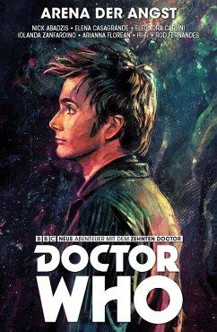 Doctor Who Staffel 10, Band 5 - Arena der Angst (eBook, ePUB) - Abadzis, Nick