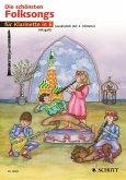 Die schönsten Folksongs (eBook, ePUB)