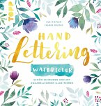 Handlettering Watercolor (eBook, ePUB)