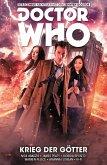 Doctor Who Staffel 10, Band 7 - Krieg der Götter (eBook, ePUB)