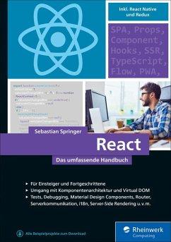 React (eBook, ePUB) - Springer, Sebastian