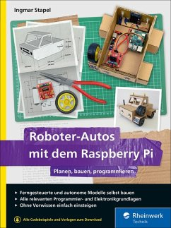 Roboter-Autos mit dem Raspberry Pi (eBook, ePUB) - Stapel, Ingmar