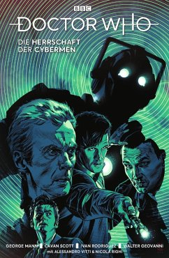 Doctor Who (eBook, ePUB) - Mann, George; Scott, Cavan
