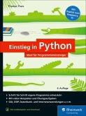 Einstieg in Python (eBook, ePUB)