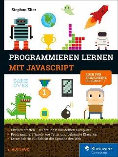 Programmieren lernen mit JavaScript (eBook, ePUB) - Elter, Stephan