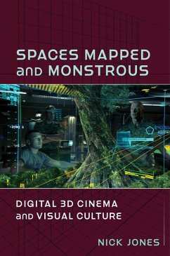 Spaces Mapped and Monstrous (eBook, ePUB) - Jones, Nick
