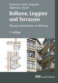 Balkone, Loggien und Terrassen - E-Book (PDF) (eBook, PDF)