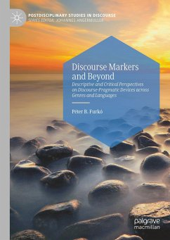 Discourse Markers and Beyond - Furkó, Péter B.