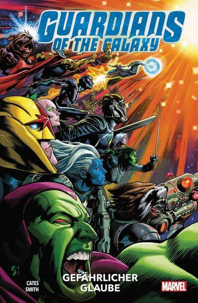 Buch-Reihe Guardians of the Galaxy - Neustart