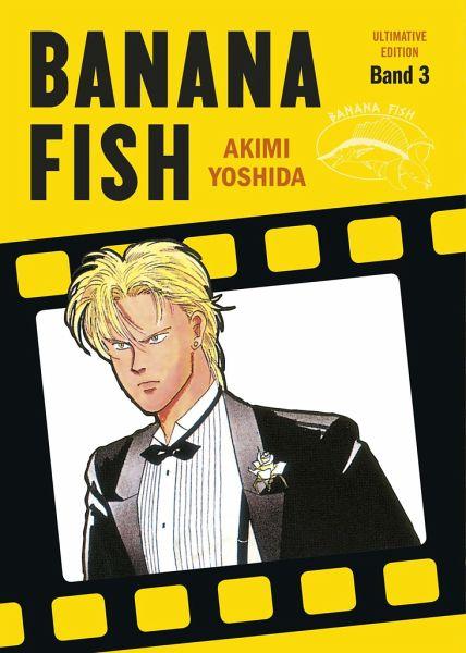 Buch-Reihe Banana Fish