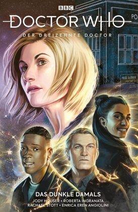 Buch-Reihe Doctor Who - Der dreizehnte Doctor