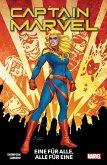 Eine für alle, alle für eine / Captain Marvel - Neustart Bd.1