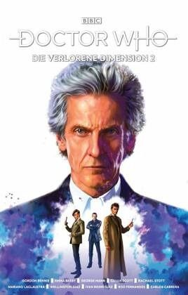 Buch-Reihe Doctor Who - Die verlorene Dimension