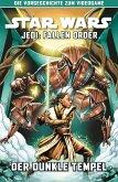 Star Wars Comics: Jedi: Fallen Order - Der dunkle Tempel