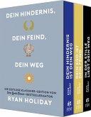 Dein Hindernis, dein Feind, dein Weg - Die Ryan-Holiday-Klassiker-Edition im edlen Schuber