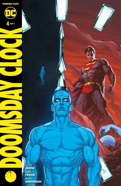 Buch-Reihe Doomsday Clock