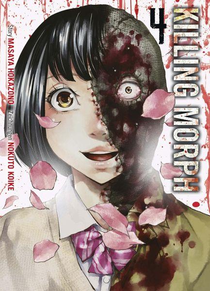 Buch-Reihe Killing Morph