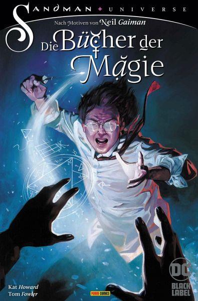 Buch-Reihe Die Bücher der Magie