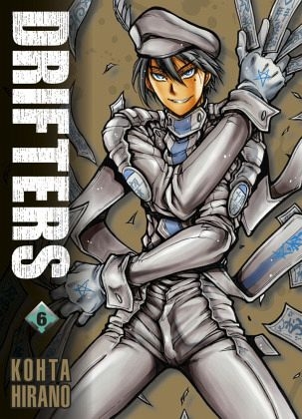 Buch-Reihe Drifters