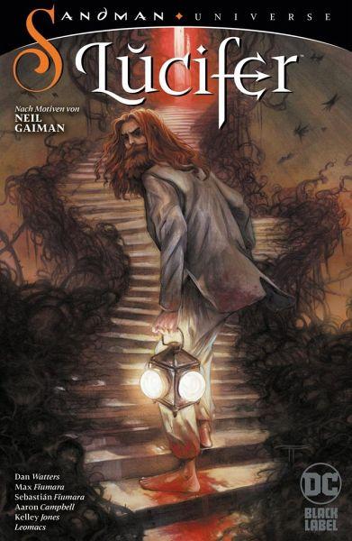 Buch-Reihe Lucifer
