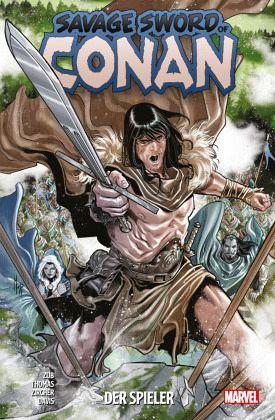 Buch-Reihe Savage Sword of Conan