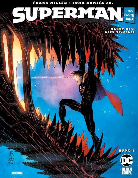 Buch-Reihe Superman: Das erste Jahr