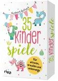 35 Kinderspiele für drinnen, draußen und unterwegs (Kinderspiel)