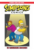 In geheimer Mission / Simpsons Comic-Kollektion Bd.58
