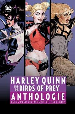 Harley Quinn und die Birds of Prey Anthologie - Dixon, Chuck;Frank, Gary;Grayson, Devin