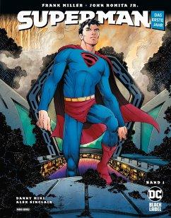 Superman: Das erste Jahr Bd.1 - Miller, Frank; Romita, John