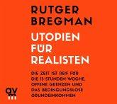 Utopien für Realisten, Audio-CD