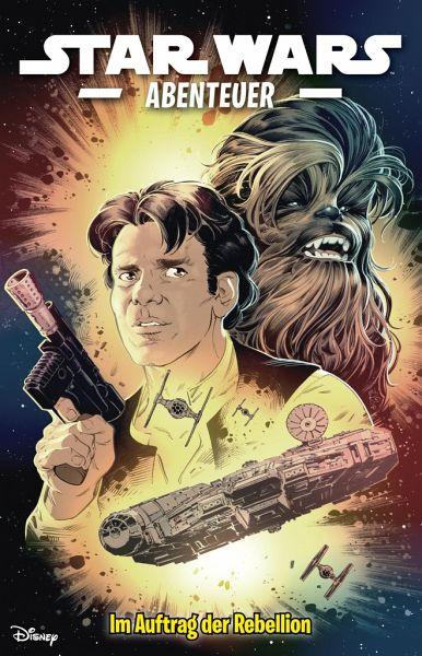 Buch-Reihe Star Wars Abenteuer