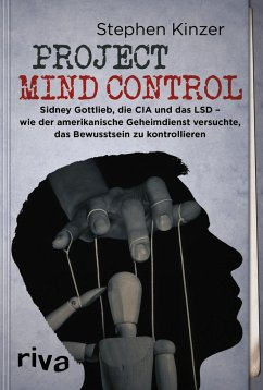 Project Mind Control - Kinzer, Stephen