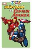 Mein erster Comic: Iron Man und Captain America