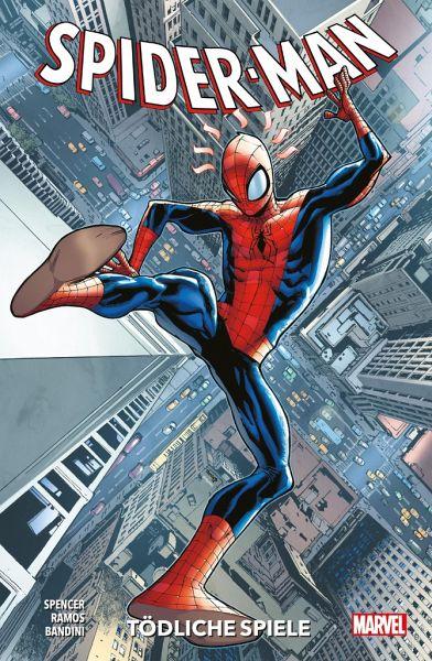 Buch-Reihe Spider-Man - Neustart