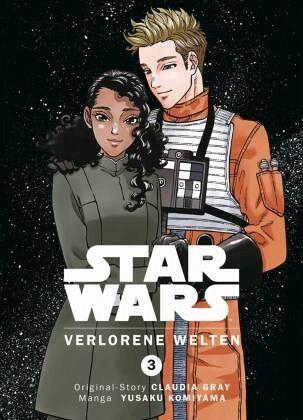 Buch-Reihe Star Wars - Verlorene Welten