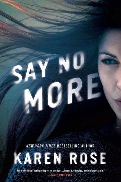 Say No More (eBook, ePUB) - Rose, Karen