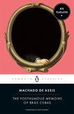 The Posthumous Memoirs of Brás Cubas (eBook, ePUB)