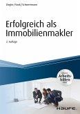 Erfolgreich als Immobilienmakler - inkl. Arbeitshilfen online (eBook, PDF)
