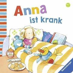 Anna ist krank (Mängelexemplar) - Schwarz, Regina