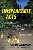 Unspeakable Acts (eBook, ePUB)