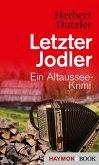 Letzter Jodler (eBook, ePUB)