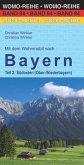 Mit dem Wohnmobil nach Bayern. Teil 2: Südosten (Ober-/Niederbayern)