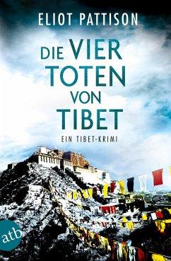 Die vier Toten von Tibet - Pattison, Eliot