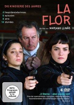 La Flor DVD-Box